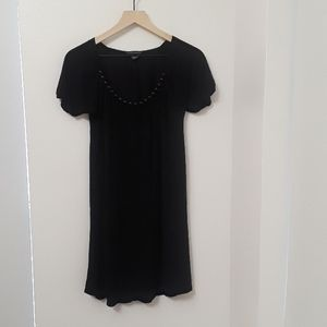 French Connection Black Dress-Size 8